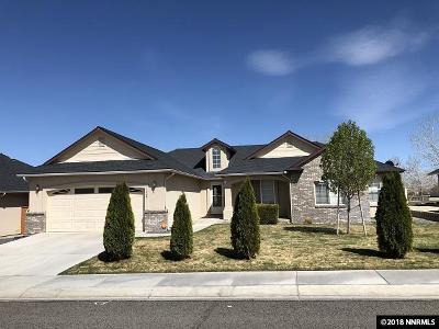 Fernley Single Family Home New: 1035 Pepper Ln