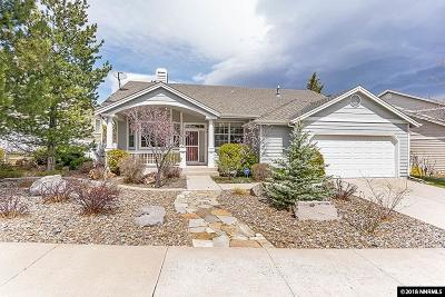 Reno Single Family Home New: 4589 Village Green