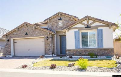 Reno, Sparks, Carson City, Gardnerville Single Family Home New: 2300 Trakehner Lane
