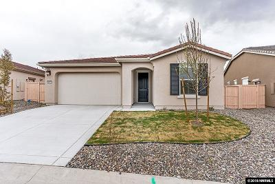 Reno Single Family Home Active/Pending-Loan: 1875 Toltec Trail