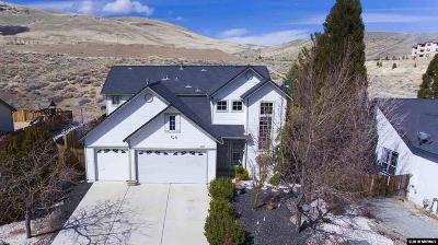 Reno Single Family Home New: 3221 Green River Dr