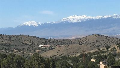 Reno Residential Lots & Land New: 500 Curnow Canyon