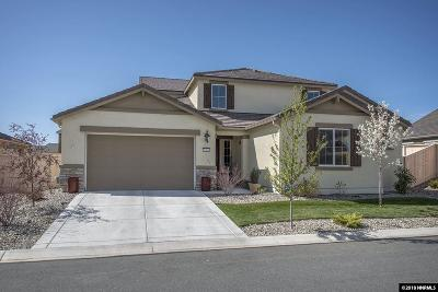 Washoe County Single Family Home For Sale: 1860 Fledge Creek Drive