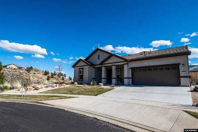 Reno Single Family Home New: 9360 Baypoint Court