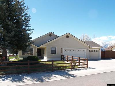Minden Single Family Home New: 853 Longleaf Place