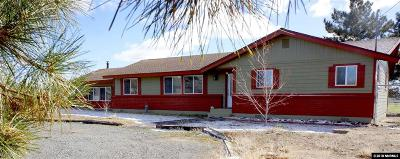 Reno Single Family Home For Sale: 11530 Osage Dr