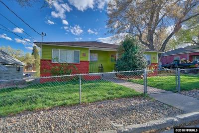 Reno Multi Family Home For Sale: 350/352 W 11th