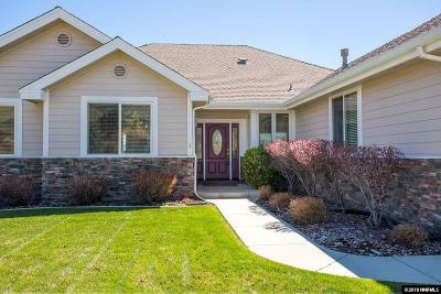Reno, Sparks, Carson City, Gardnerville Single Family Home New: 2821 Christmas Tree Dr