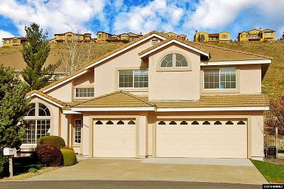 Reno Single Family Home New: 6065 Quail Meadows