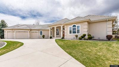 Reno Single Family Home For Sale: 358 Wolf Run Court