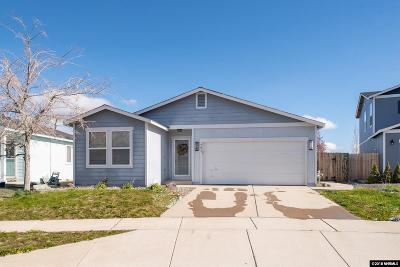Reno Single Family Home New: 7417 Findhorn