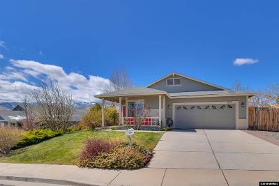 Reno Single Family Home Active/Pending-Loan: 1641 Saturno Heights