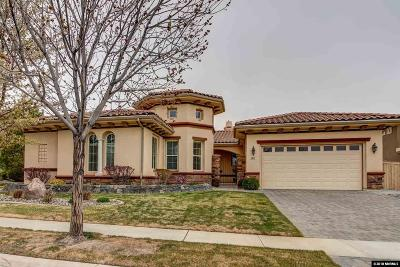 Reno, Sparks, Carson City, Gardnerville Single Family Home New: 2675 Strathmore Ct