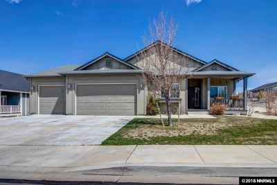 Reno Single Family Home New: 664 Beckwourth