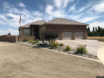 Yerington Single Family Home For Sale: 404 Maple