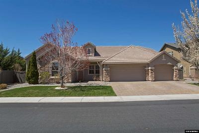 Sparks NV Single Family Home Active/Pending-Call: $609,000