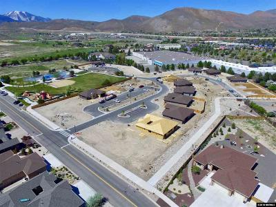 Carson City Single Family Home Active/Pending-Loan: 1119 Drysdale Ct Lot 4