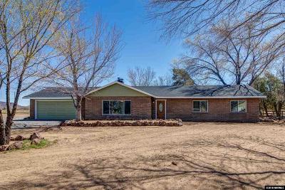 Dayton Single Family Home Active/Pending-Loan: 255 Comstock Road