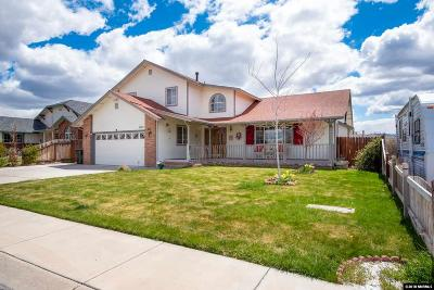 Gardnerville Single Family Home Price Reduced: 1447 Patricia Drive
