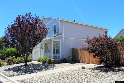 Reno Single Family Home Active/Pending-Loan: 9695 Canyon Meadows Dr