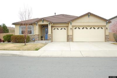 Reno Single Family Home Price Reduced: 10899 Rushing Flume