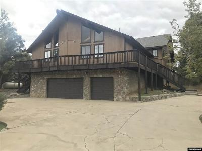 Reno Single Family Home Active/Pending-Call: 2220 Lousetown Rd