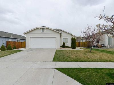Reno NV Single Family Home Active/Pending-Loan: $279,000