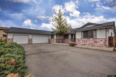 Reno Single Family Home For Sale: 5445 Pelham
