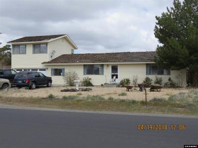 Washoe County Single Family Home For Sale: 55 Hercules