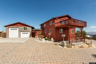 Reno Single Family Home For Sale: 4800 Eisan Ave.