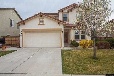 Sparks Single Family Home Active/Pending-Loan: 2439 Capriolate Drive