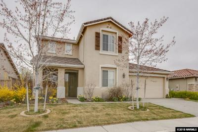 Washoe County Single Family Home Price Reduced: 2582 Spring Flower