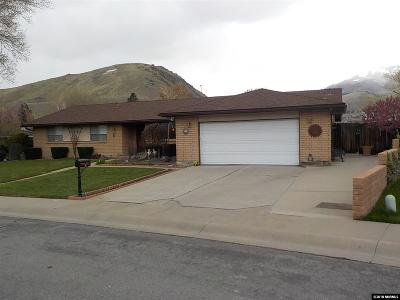 Carson City Single Family Home Active/Pending-Loan: 700 Bunker Hill