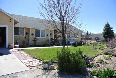 Reno Single Family Home Active/Pending-Loan: 8485 Mohawk Lane