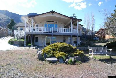 Gardnerville Single Family Home New: 2007 & 2004 Comstock