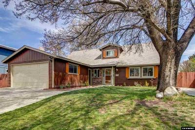 Reno Single Family Home New: 7300 Sugarloaf Dr.