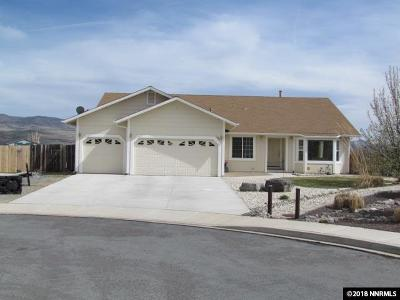 Sparks NV Single Family Home New: $414,000