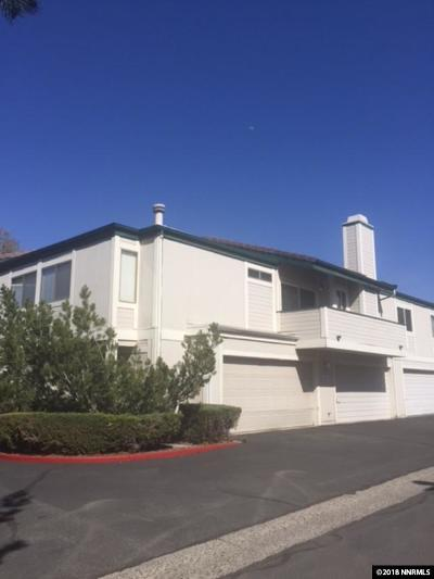 Sparks NV Condo/Townhouse New: $210,000