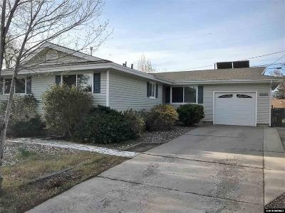 Reno Single Family Home New: 3480 Pierremont Rd