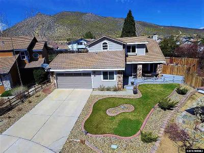 Carson City Single Family Home New: 4737 Beckworth Ct.