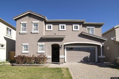 Reno Single Family Home New: 8051 Highland Flume Cir