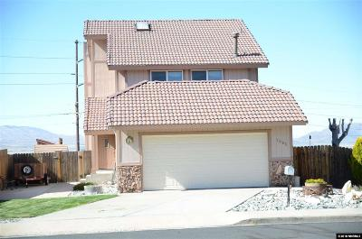 Reno Single Family Home New: 7085 Indigo Circle