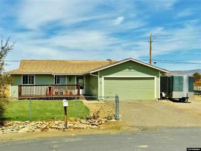 Sparks NV Single Family Home New: $295,000