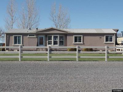 Battle Mountain Manufactured Home Active/Pending-Call: 2025 Thomas Jefferson Ave.