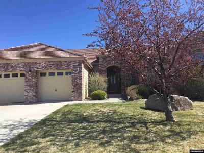 Sparks NV Single Family Home New: $490,000
