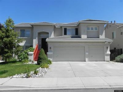 Reno Single Family Home New: 214 River Flow Drive