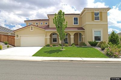 Sparks NV Single Family Home New: $565,000