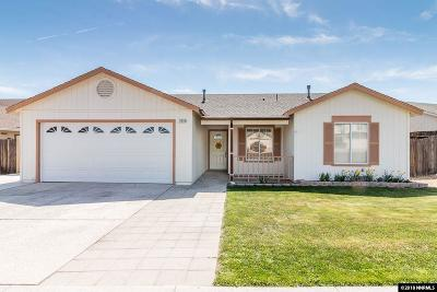 Reno Single Family Home Active/Pending-House: 11700 Camel Rock Dr