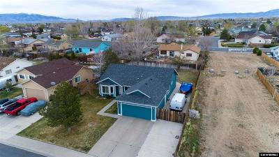 Gardnerville Single Family Home New: 635 Bluerock Road