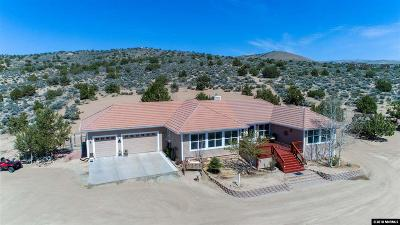 Sparks NV Single Family Home New: $825,000